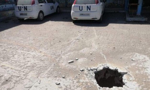 Terror tunnel discovered under UN school in Gaza