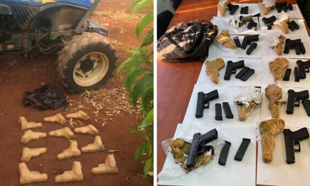Israeli forces foil gun smuggling from Lebanon into northern Israel