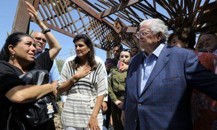 Nikki Haley and CUFI make Israel solidarity mission