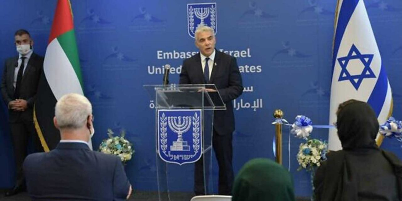 Israel opens embassy in UAE: 'Israel wants peace with all its neighbours'