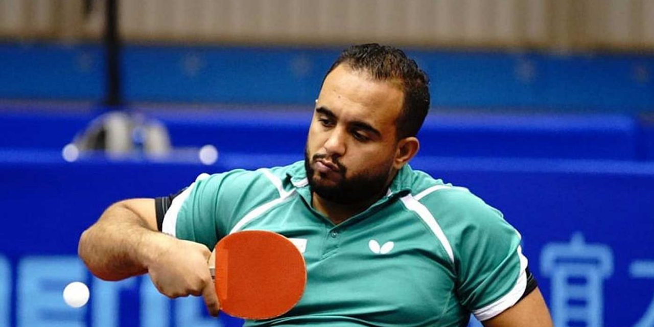 Jordanian table-tennis player pulls out of match to avoid facing Israeli opponent