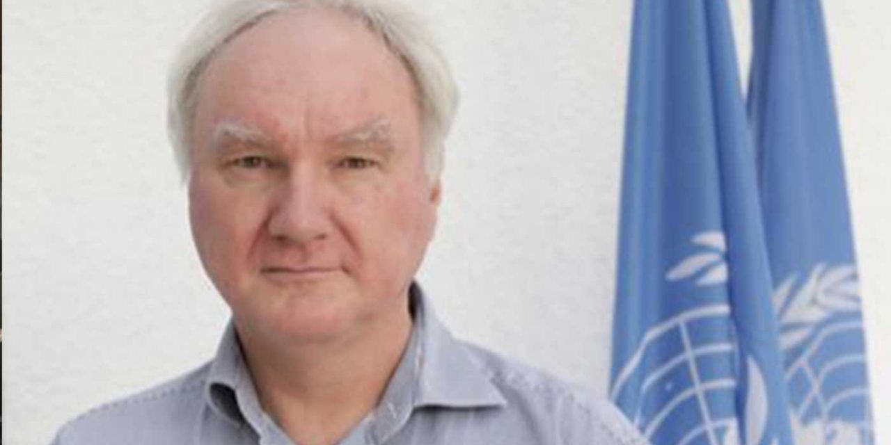 UNRWA Gaza chief recalled after telling truth about Israel's strikes being 'precise'