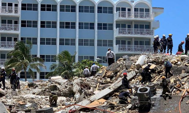 Israel sends IDF team to Florida to assist with tower collapse rescue efforts