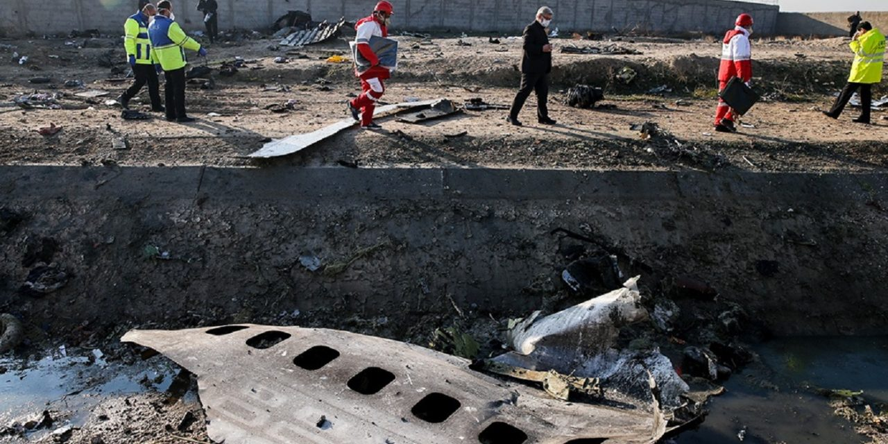 Boris calls for justice for Iran's downing of Ukrainian Airlines flight 752