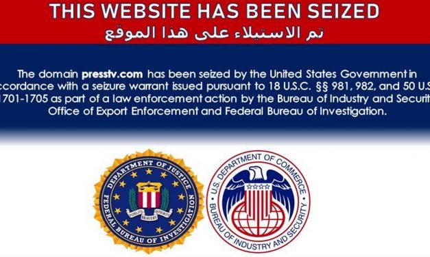US seizes Iranian news websites linked to regimes disinformation efforts