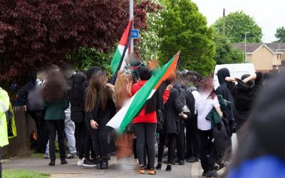British schools became hotbeds of anti-Israel sentiment during recent conflict
