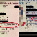 British Israeli shocked to find 'occupied Palestinian territories' instead of Jerusalem on her UK passport