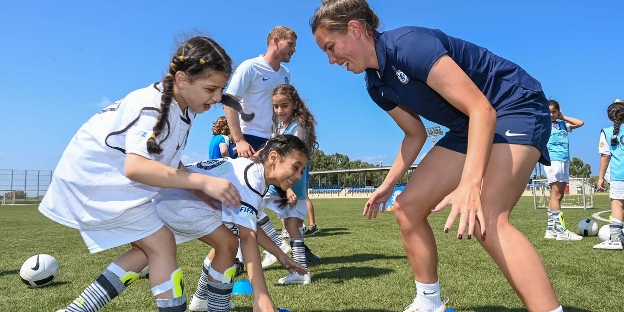 Chelsea FC launches project to bring over 1000 Jewish and Arab children together in Israel