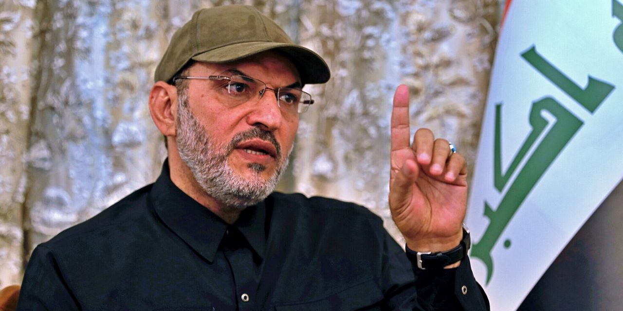 Election of Iran's new president will boost regional proxies, says Iraqi militia chief