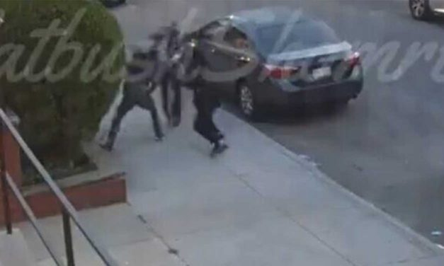 Brooklyn: Jewish man attacked and robbed on way to synagogue