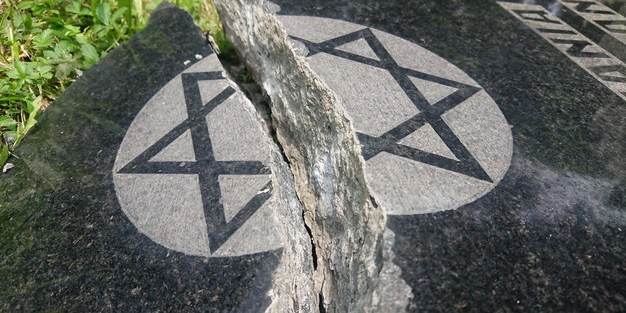 67 graves destroyed at Jewish cemetery in Poland