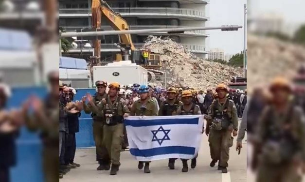 Israeli expertise helped recover 81 of the 98 Florida building collapse victims