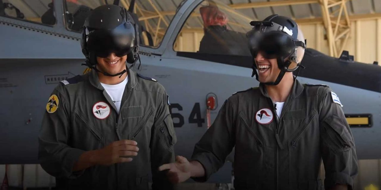 IAF pilots review flight scenes in movies to see how accurate they are