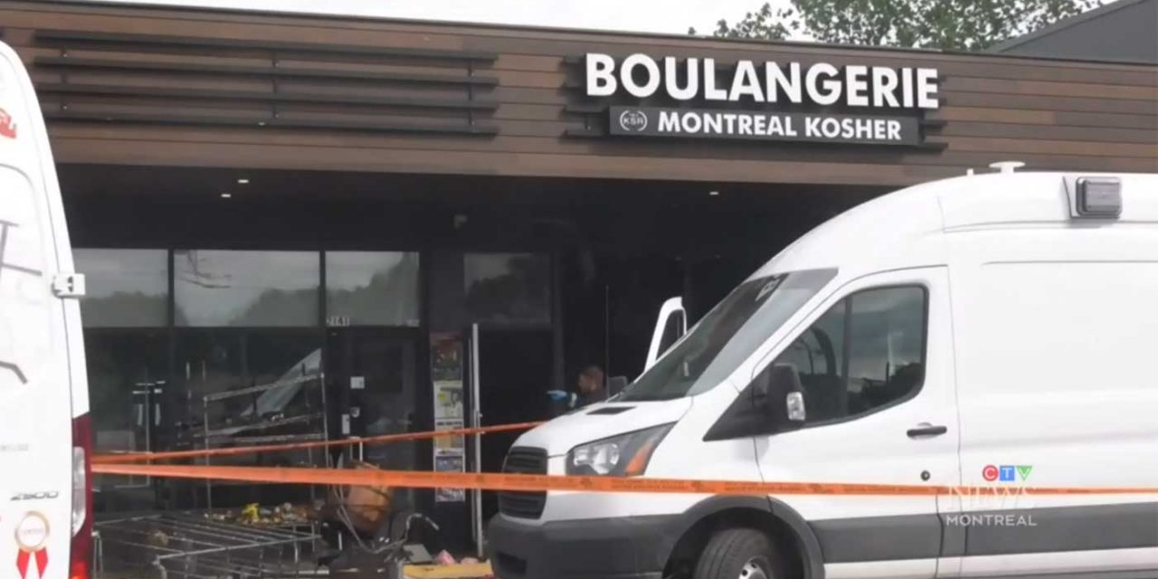 Two kosher restaurants targeted by arsonists in Canada