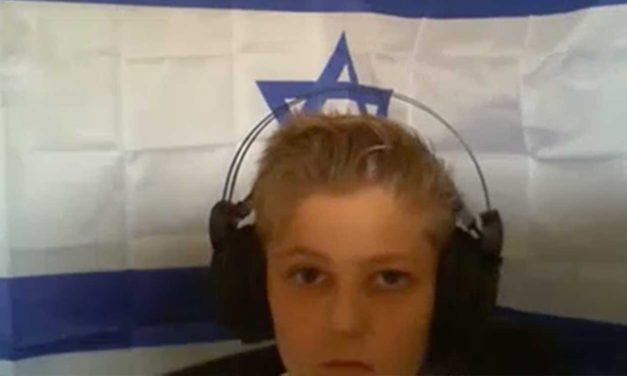 12-year-old South African schoolboy kicked out of online class over Israel flag