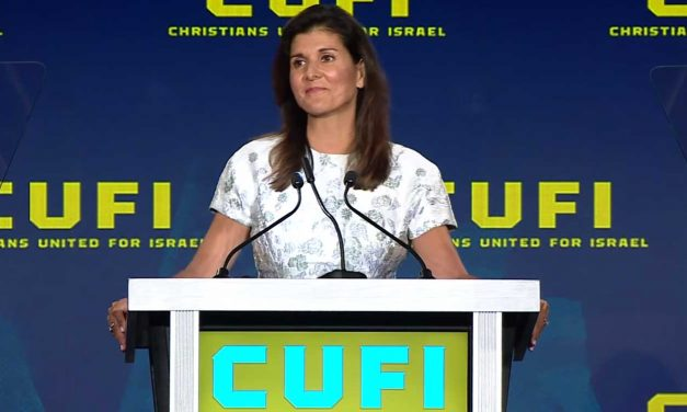 Watch the CUFI Summit 2021 featuring Pastor Hagee, Nikki Haley and Ted Cruz