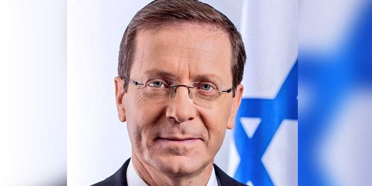 Israel's President offers prayers for Jews around the world for Rosh Hashanah