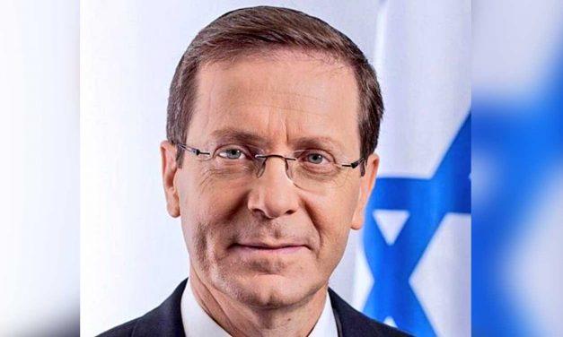 Herzog sworn in as Israel's 11th president promises to work for all Israelis