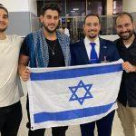 Israeli filmmakers back in Israel after 20 days in Nigerian prison