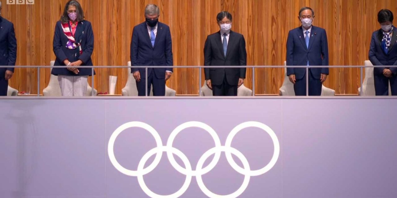 Tokyo becomes first Olympics to honour Israelis killed by Palestinian terrorists in 1972 Munich Massacre during opening ceremony