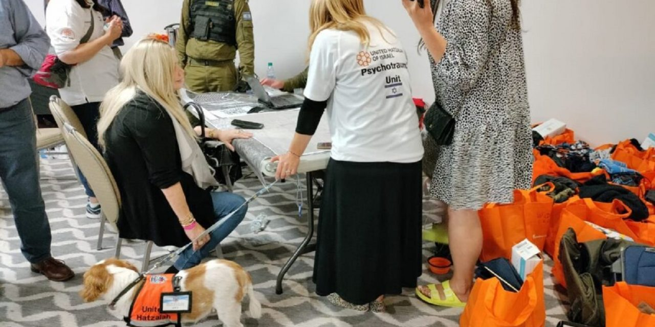 Israeli-backed efforts bring trauma therapy to Miami condo disaster