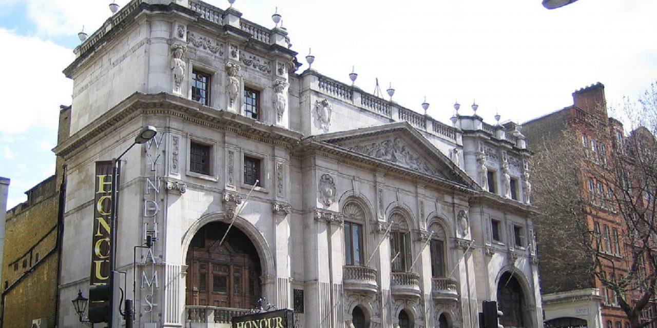 Jewish pensioner attacked outside London theatre