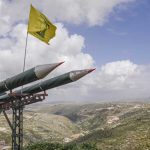 Israel expects 2,000 rockets a day in any war with Hezbollah, says army official