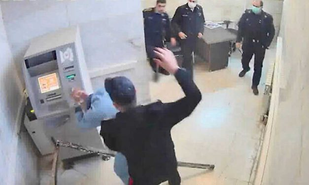 Hackers leak footage of Iran's prison system to expose brutality of the regime