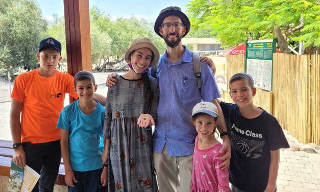 Israeli family finds 1,500-year-old coin in Biblical-era Jewish village in northern Israel