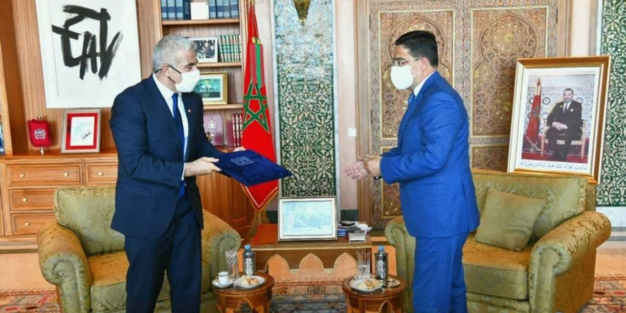 Israel's FM visits Morocco: 'Restoring an ancient peace and friendship'