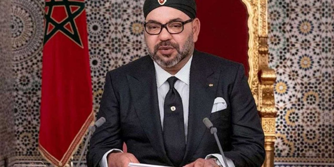 Moroccan king says he hopes ties with Israel will encourage regional peace