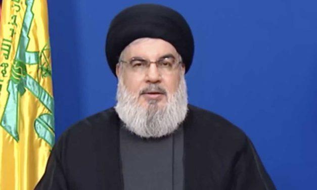 Daring Israel and US to act, Hezbollah says Iran fuel tanker to sail to Lebanon