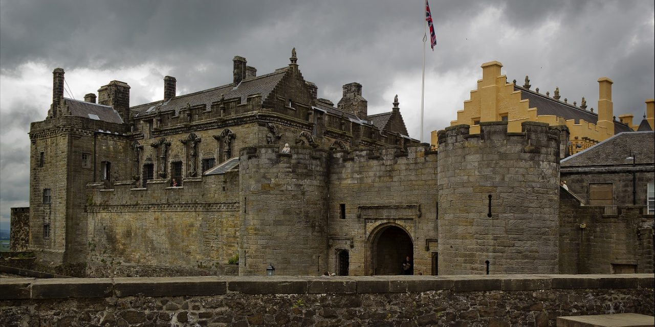 Scotland's National Trust forced to remove anti-Israel display from Stirling Castle exhibit