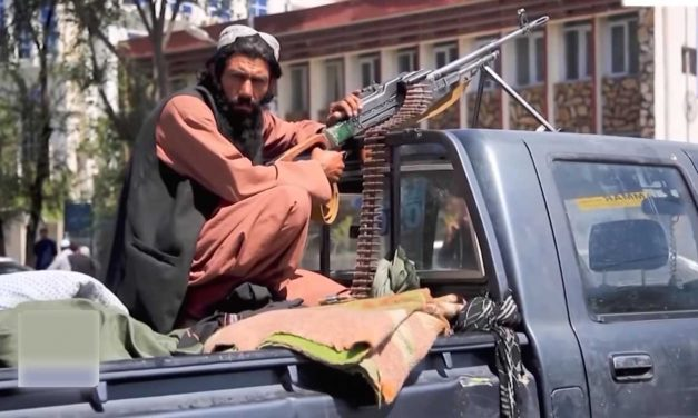 Church leader warns 'the Taliban are going to eliminate the Christian population of Afghanistan'