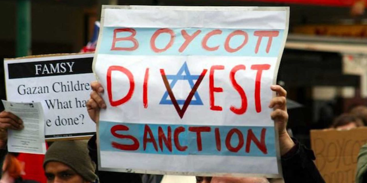 ADL slammed for saying not all BDS resolutions are anti-Semitic