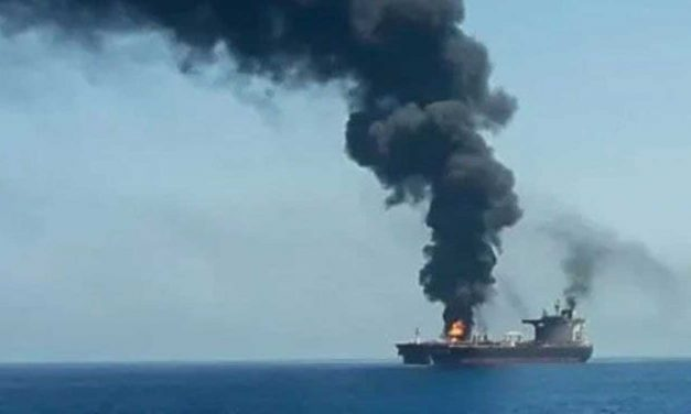 UK, NATO, USA, Israel all condemn Iran for deliberate attack on oil tanker that killed two, including Brit
