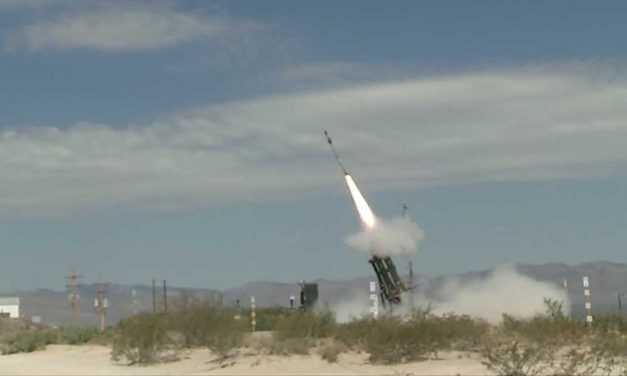 US military completes first Iron Dome tests on American soil