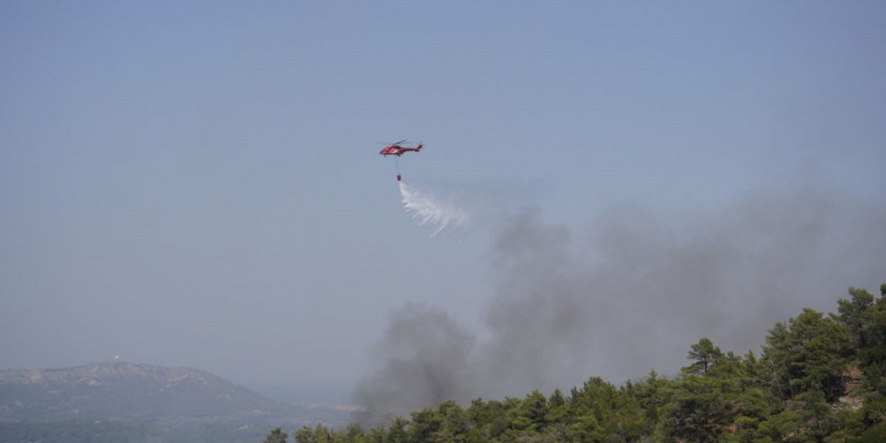 Israeli firefighters sent to Greece to combat wildfires