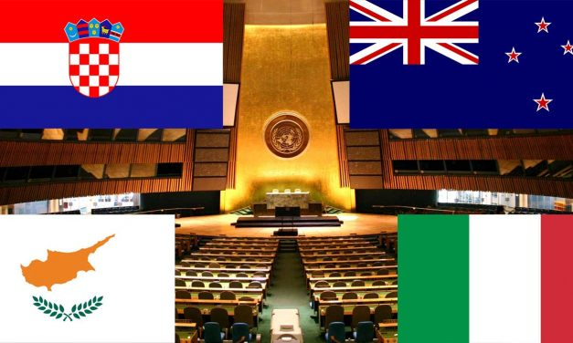 More countries boycott Durban conference as New Zealand, Italy, Croatia and Cyprus pull out