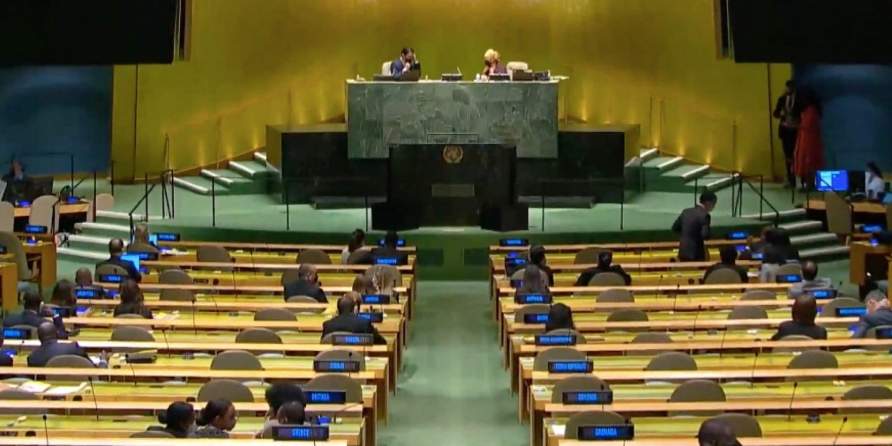 Dozens of countries boycott UN's Durban commemoration over anti-Semitic legacy – but NOT Ireland
