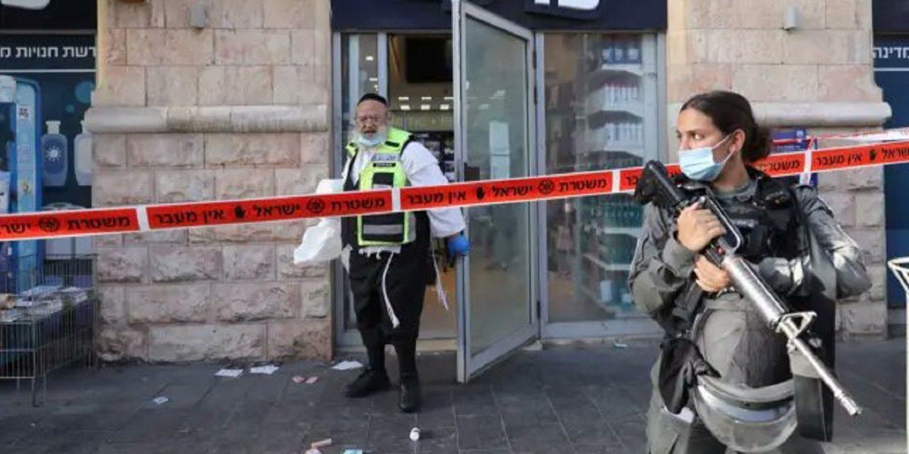 Two injured in Jerusalem bus station terror stabbing