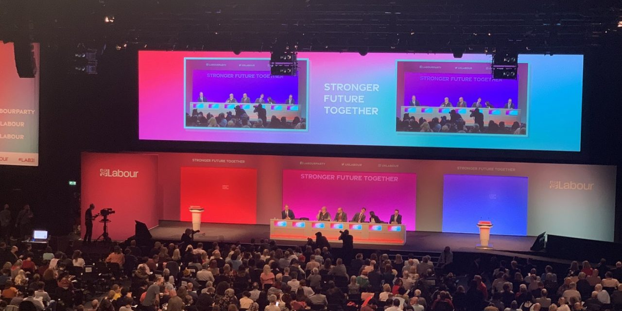 'Hostile' anti-Israel motion passed at Labour Party conference