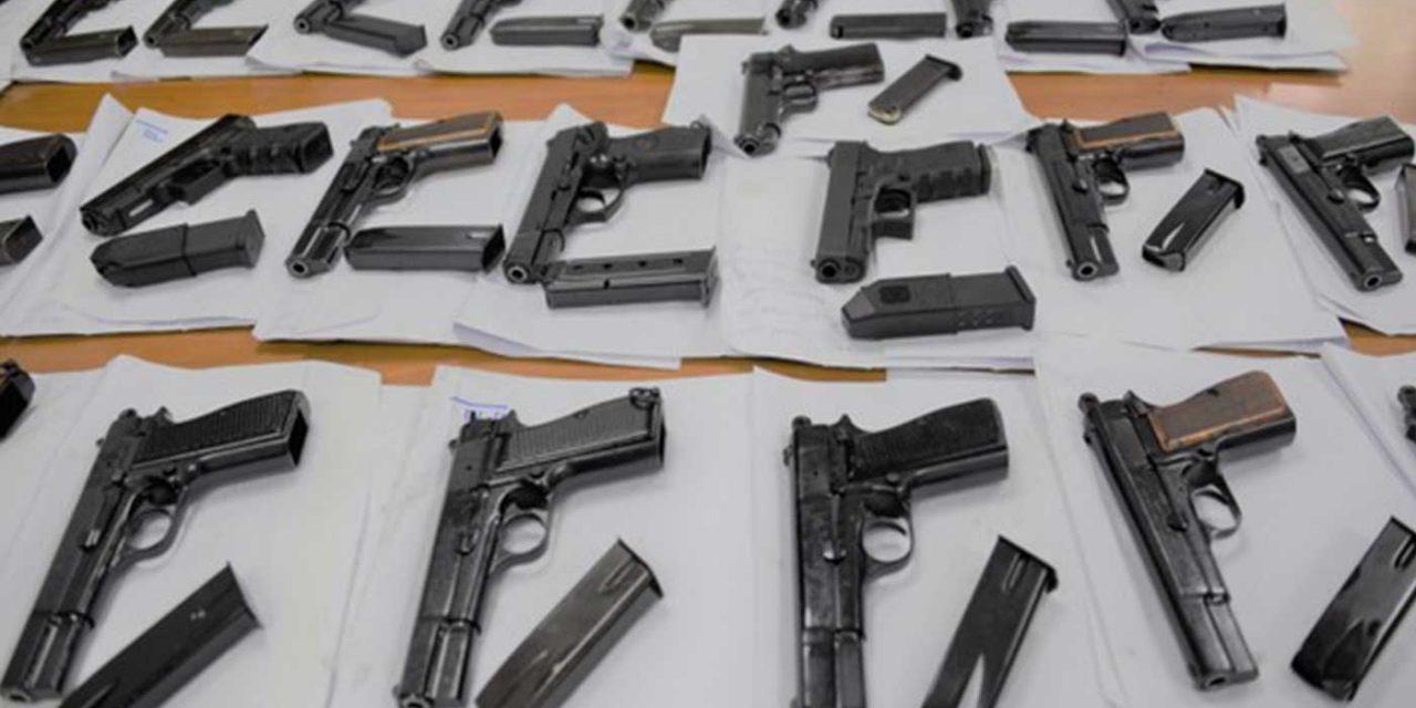 IDF foils weapons smuggling attempt in Jordan Valley
