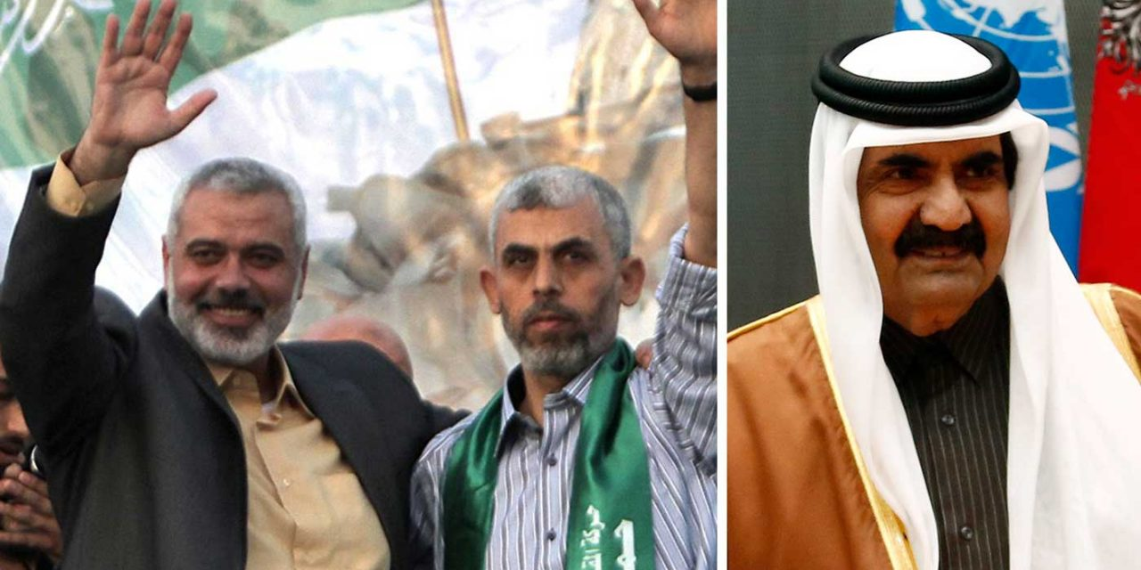 Qatar ready to transfer $500 million to Gaza, including payments to Hamas employees