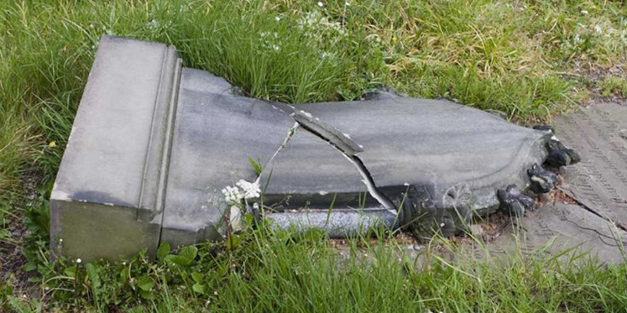 Over 100 headstones smashed at Jewish cemetery in Argentina