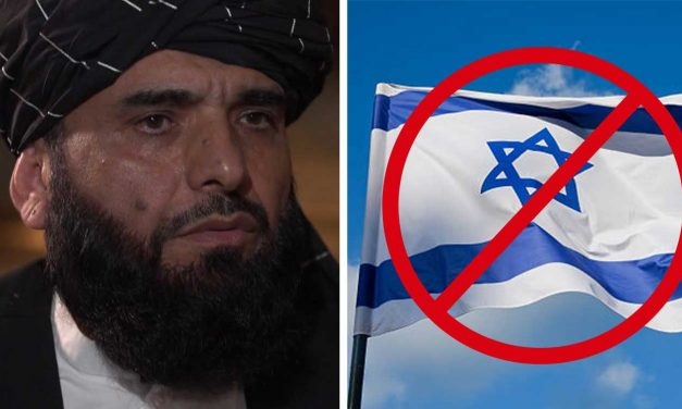 Taliban says it wants to establish relations with all nations EXCEPT Israel