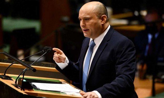 Bennett tells UN: 'Words will not stop Iran's centrifuges spinning'