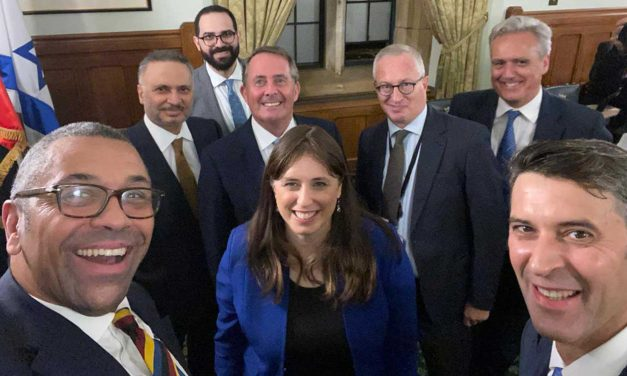 Commons marks first anniversary of Abraham Accords, UK urged to help further