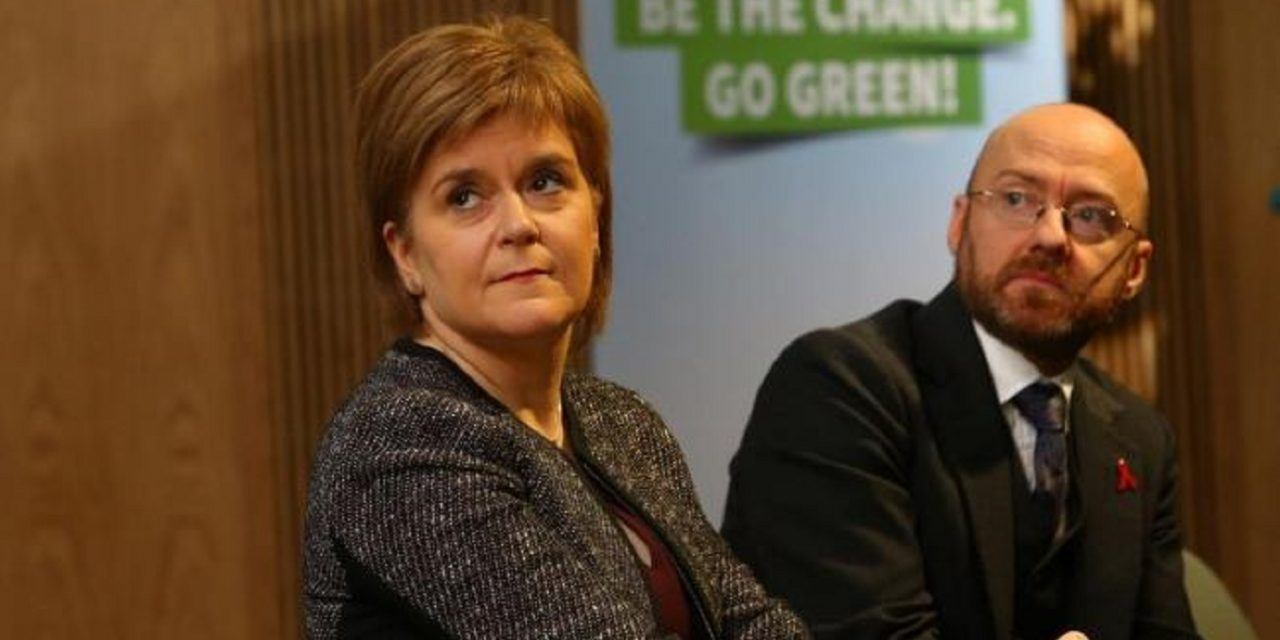 Scottish government asked to condemn power-sharing Greens' 'racist Zionism' policy