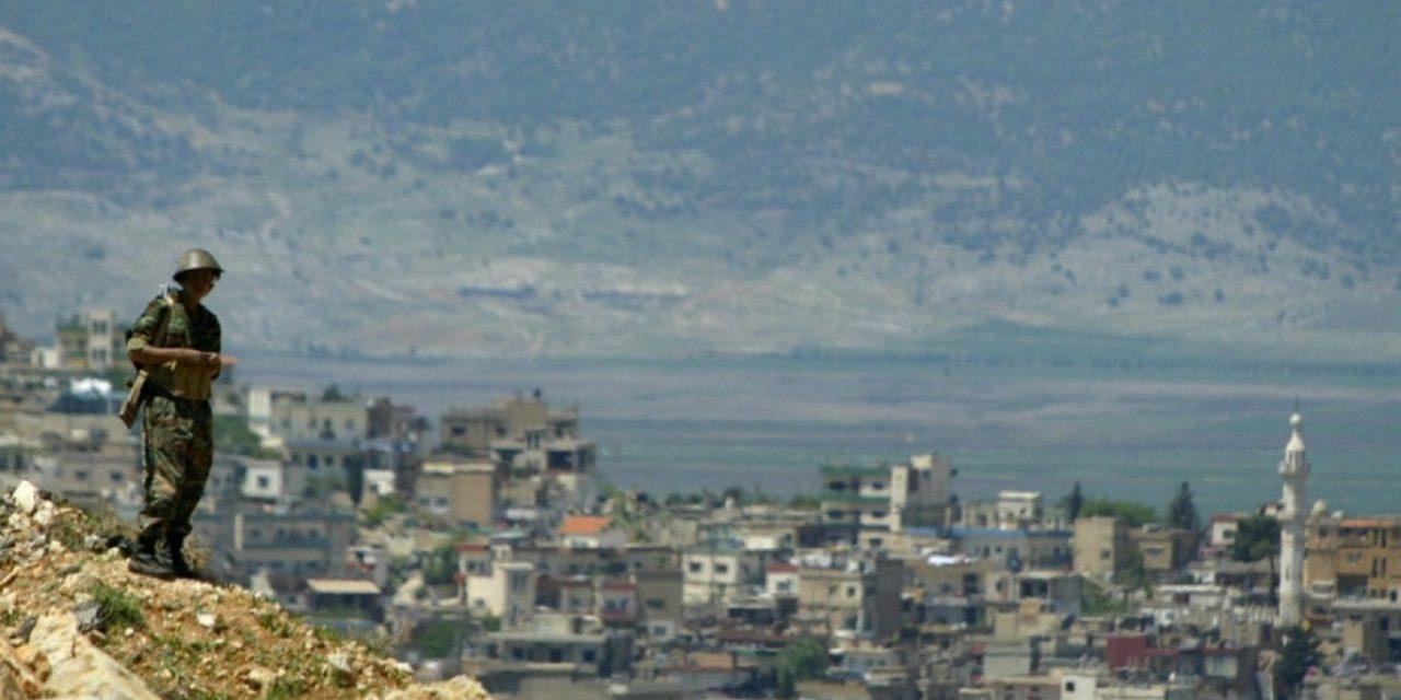 Hezbollah terror group is buying land at Lebanon-Syria border